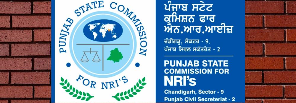 Punjab State Commission for NRI's